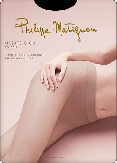 Колготки Philippe Matignon Nudite D'OR 20