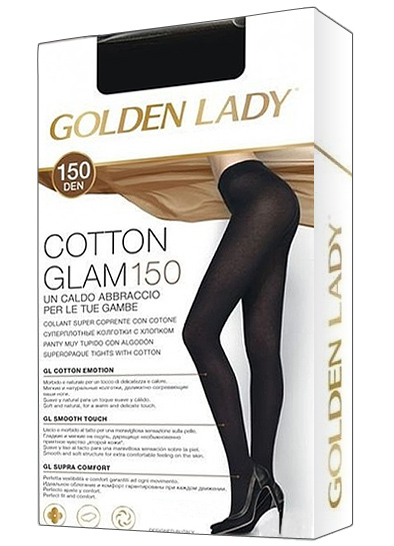 Колготки Golden Lady Cotton Glam 150