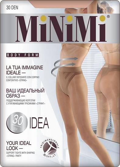 ed8d3d345140 Колготки MINIMI IDEA 30 3D - Магазин колготок и нижнего белья Akanti.