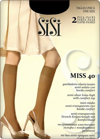 Гольфы SiSi Miss 40 NEW
