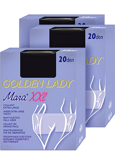 Колготки Golden Lady MARA 20 XXL (6)