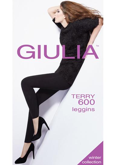 Леггинсы из хлопка Giulia TERRY 600