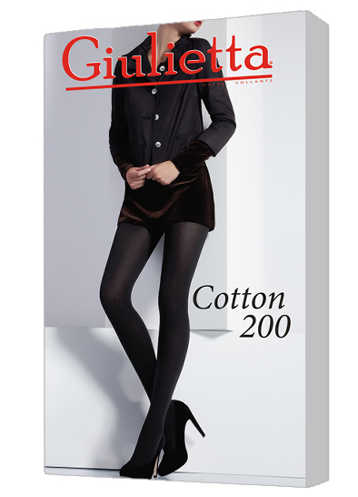 Колготки Giulietta COTTON 200