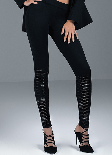 БРЮКИ JADEA 4846 LEGGINGS