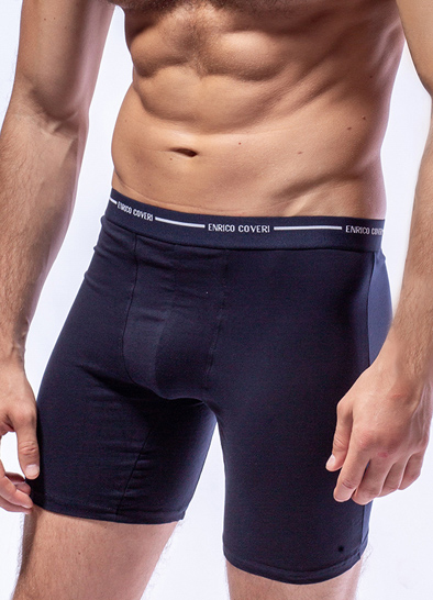Трусы мужские Enrico Coveri EB 1000 LONG BOXER